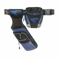 Elevation Nerve Field Quiver Package Black with Blue