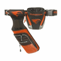 Elevation Nerve Field Quiver Package Black with Orange