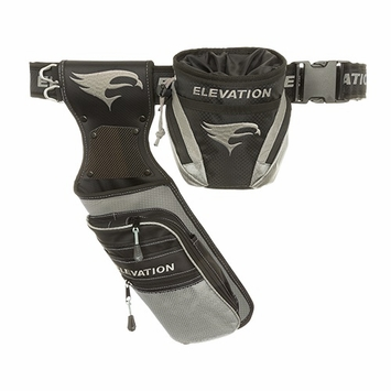 Elevation Nerve Field Quiver Package Black with Silver