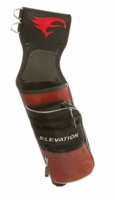 Elevation Nerve Field Quiver Red