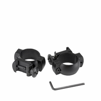 Excalibur Crossbow Scope Rings Weaver Style 30mm