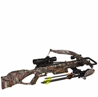 Excalibur Matrix 380 MAD Max Crossbow Package with Tact Zone Scope