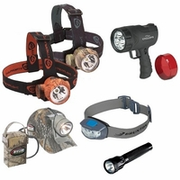 Flashlights & Blood Trackers