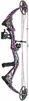 Fleetwood Envoy 2 Compound Bow Package Muddy Girl Camo