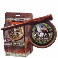 Flextone Untouchable Series Scarface Glass Turkey Call