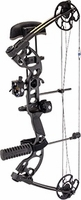 G5 Quest Radical Compound Bow Package Black