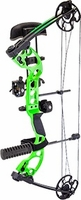 G5 Quest Radical Compound Bow Package Greon Green