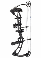G5 Quest Storm Compound Bow Package Black