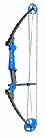 Genesis Gen X Compound Bow Blue