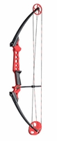 Genesis Gen X Compound Bow Red