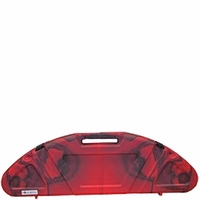 Gold Ring Genesis Hard Bow Case Red and Black