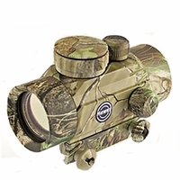 Hawke 1x30mm 3 Dot Crossbow Scope Realtree APG Camo
