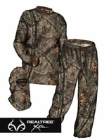 HECS Stealthscreen Suit Realtree Xtra Camo