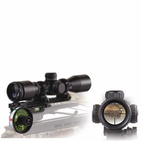 HHA Optimizer Speed Dial with Illuminated 3x32 Scope