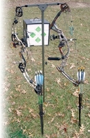 HME Archer's Practice Hanger Bow Stand