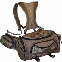 Horn Hunter Drop Tine Deluxe Fanny Pack