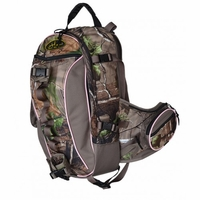 Horn Hunter G2 Day Pack AP Green w/Pink Trim