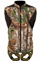 Hunter Safety System Elite Safety Harness with ElimiShield Realtree Xtra Camo