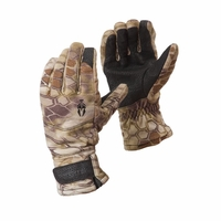 Kryptek Norlander Merino Wool Gloves Highlander Camo