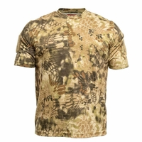 Kryptek Stalker Short Sleeve Shirt Highlander Camo