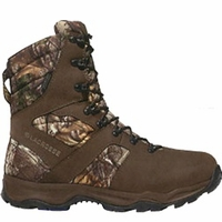 "Lacrosse Quickshot 8"" Mossy Oak Infinity 600g Hunting Boots"