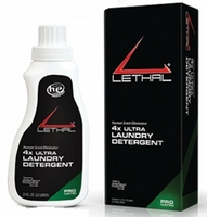 Lethal 4X Ultra Laundry Detergent 23 oz. Bottle