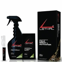 Lethal Field Spray Activator & Pocket Size Spray Pen