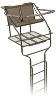 Millennium L220 18 ft. Double Ladder Stand