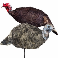 Montana Decoy Purr-fect Pair Turkey Decoys