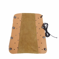 Newton Archery Leather Traditional Leather Armguard Tan
