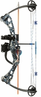 October Mountain Products Fin-Finder Poseidon AMS Light Stryke Bowfishing Package