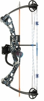 October Mountain Products Fin-Finder Poseidon AMS Retriever Pro Bowfishing Package