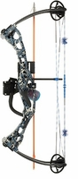 October Mountain Products Poseidon Bowfishing Bow AMS Retriever Pro Package