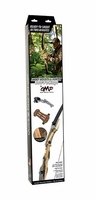 October Mountain Products Smokey Mountain Hunter Takedown Recurve Package