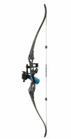 Fin Finder Bankrunner Bowfishing Bow Package Black