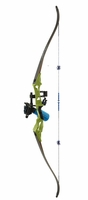 Fin Finder Bankrunner Bowfishing Bow Package Green