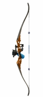 Fin Finder Bankrunner Bowfishing Bow Package Orange