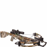Parker Centerfire XXT Crossbow Package with 3X Illuminated Multi Reticle Scope