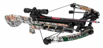 Parker Concorde Crossbow Package with Illuminated Scope
