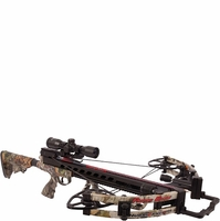 Parker Hurricane XXT Crossbow Package with 3X Multi Reticle Scope