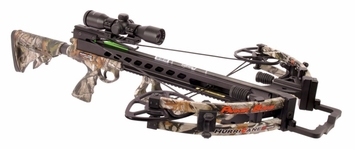 Parker Hurricane XXTreme Crossbow Package with Illuminated Scope