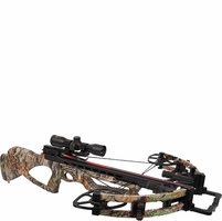 Parker Tornado XXT Crossbow Package with 3X Illuminated Multi Reticle Scope