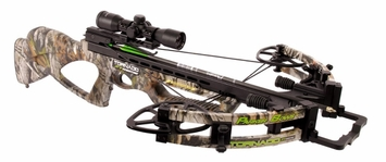 Parker Tornado XXTreme Crossbow Package with Illuminated Scope