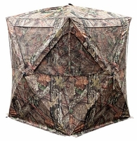 Primos The Club XXL Ground Blind Mossy Oak Breakup Country Camo