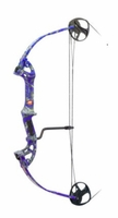 PSE Discovery Bowfishing Bow DK'd Blue
