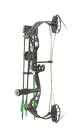 PSE Mini Burner RTS Compound Bow Package Black