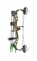 PSE Mini Burner RTS Compound Bow Package Mossy Oak Country Camo
