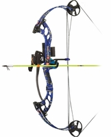 PSE Mudd Dawg Bowfishing Bow Package DK'd Bowfishing Camo