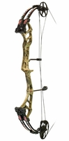 PSE Stinger Extreme Compound Bow Mossy Oak Country Camo