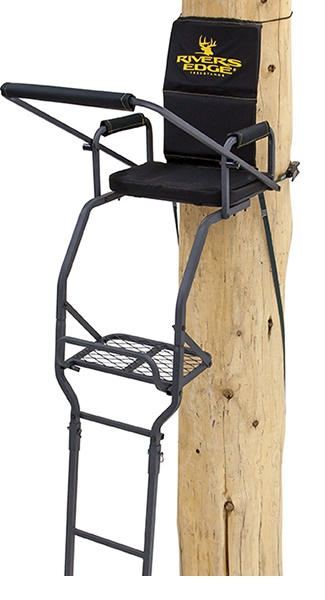 Rivers Edge Deluxe Ladder Treestand Outdoorsexperience Com